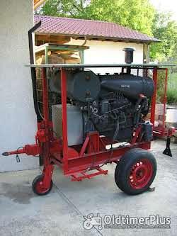 Deutz Motor A4 L514 passend für Schlepper F4 L514 ! Foto 7