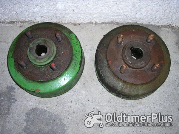 Holder ED II Bremstrommeln Foto 1