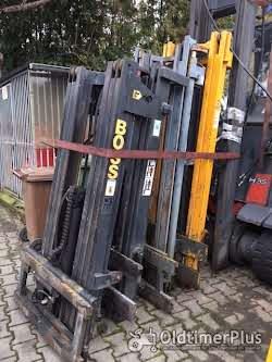 Linde Gebrauchte Linde Gabelstapler, Diesel, Gas, Elektro Foto 7