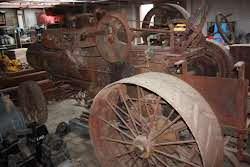 LANZ Aultmann & Taylor lokomobile Foto 3