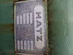 Hatz T16 1 von 189 gebauten Foto 5