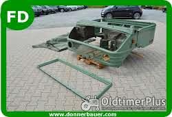 Mercedes Unimog 406 Cabrio Fahrerhaus