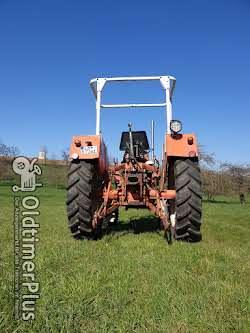 Renault Schlepper Traktor R 88 Fronthydraulik 4Zyl. TÜV Mai 2022 Foto 4
