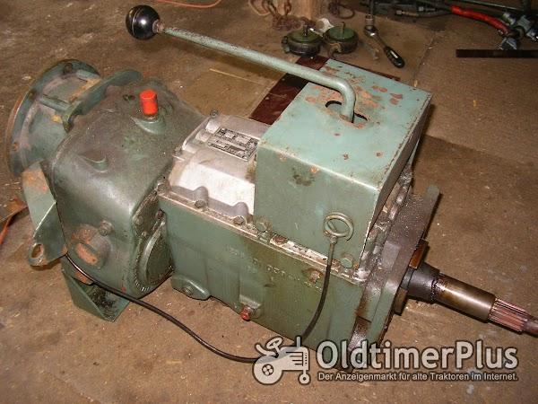 ZF Schalt und Kruppen- Getriebe Typ AKG 33 /AKG 35 ZF Schalt und Kruppengetriebe Foto 1
