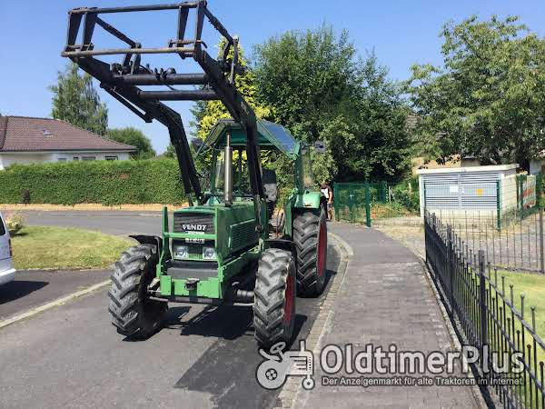 Fendt Favorit 610s Foto 1
