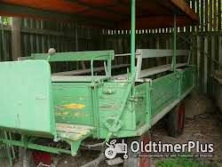 diverse Traktoranhänger Foto 5