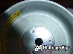Deutz MANN Filter CF830 Foto 2