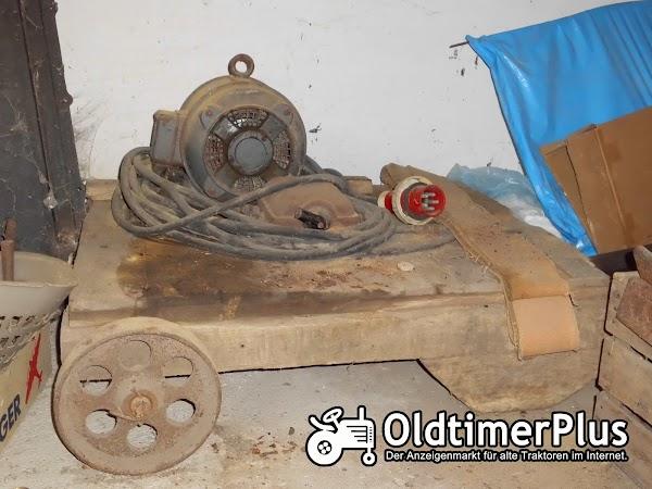 Elektromotor Foto 1