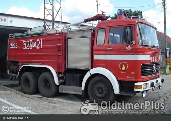 Mercedes Benz LP1632 Typ363 Teile Foto 1