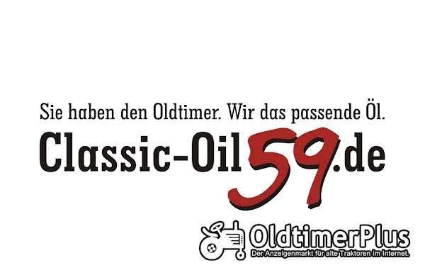 Oldtimer Motoren Öle Bulldog Öl Foto 1