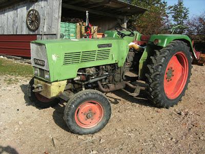 Fendt Farmer 2S Turbomatik
