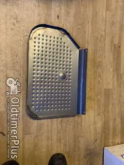 Deutz 5206-6206 trittblech 28 cm breidt Trittblech 5206-6206 mit 28 cm breidte , satz kost 140  euro , Dpd versand geht Foto 2