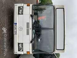 Wohnmobil Mercedes Benz O 405