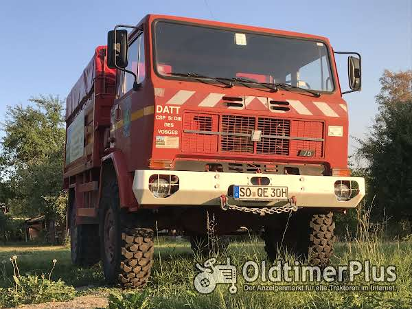 Fiat Unic 75 PC 4x4 Allrad LKW Foto 1