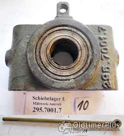 Eicher Mähwerk, Teile, Ersatzteile, Mähwerkrahmen, usw. Foto 5