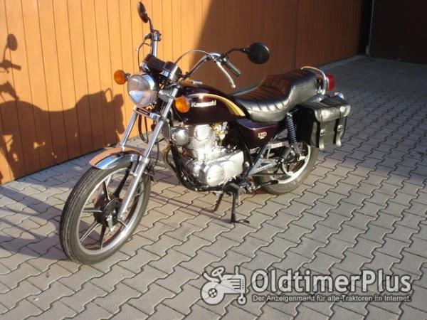 Kawasaki LTB 250 L Motorrad Foto 1