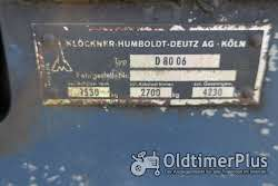 Deutz D8006 Foto 9