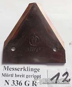 Mörtl, Stockey & Schmitz, Mähwerk, Ersatzteile, Messerklingen, Führungen, Messerkopf, Foto 11