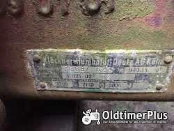 Deutz Getriebe, Schaltgetriebe für  D40.1S Foto 7