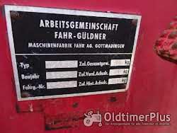 Güldner Fahr Güldner D177S Foto 2