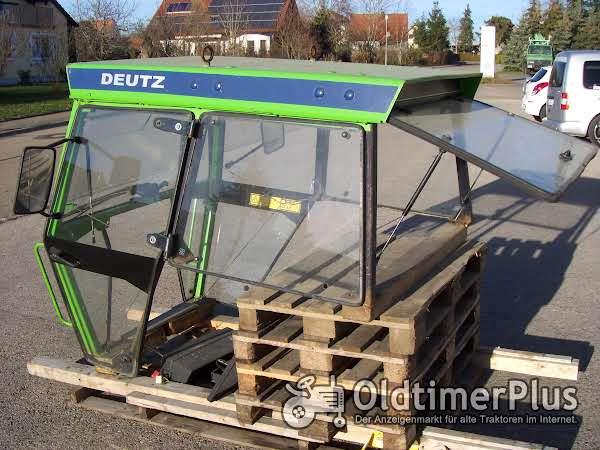 Deutz-Kabine DX 4.51, 4.71, 6.06, Agroprima, Agroxtra Kabine für Deutz DX.350 - 3.80 , DX 4.51, 4,71, 6.06, Agroprima, Agroxtra Foto 1