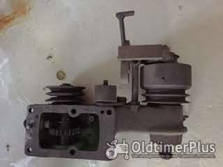 Fendt Favorit 1 FW140 Mähwerksantrieb Foto 1