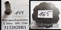 IHC Ersatzteile, Schlepperteile, Steuergerät, Sortiment E Foto 7