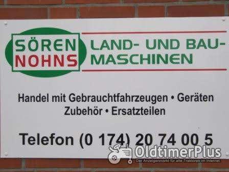 Land und Baumaschinen Foto 1
