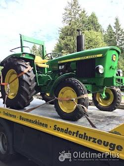Schleppertransporte bis 5,0to. z.b. Deutz Fendt Ursus Pampa Dieselross MAN Foto 4