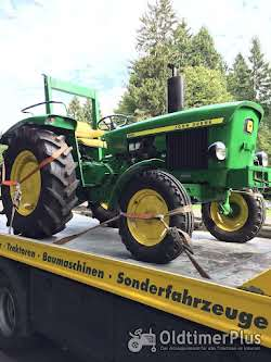Schleppertransporte bis 5,0to. z.b. Deutz Fendt Ursus Pampa Dieselross MAN Foto 4