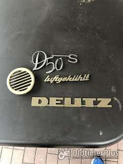 Deutz D 50 S Foto 13