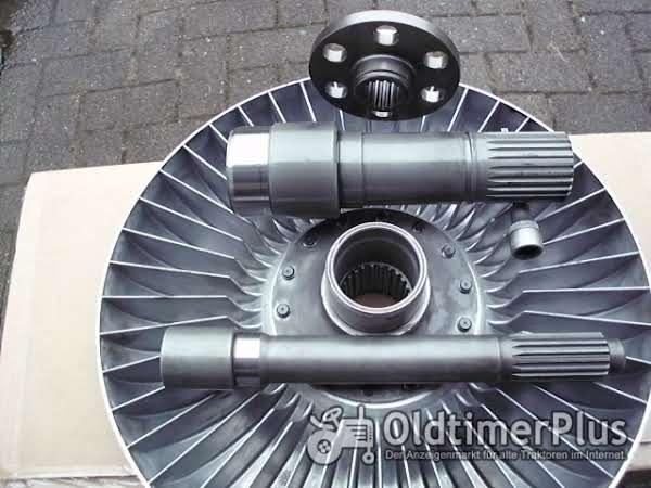 Aufarbeitung/Instandsetzung von Turbokupplungen, Eingangswellen, Zahnwellen, Hohlwellen Foto 1