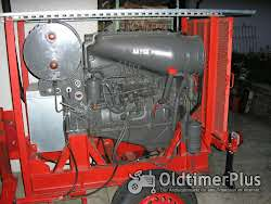 Deutz Motor A4 L514 passend für Schlepper F4 L514 ! Foto 4