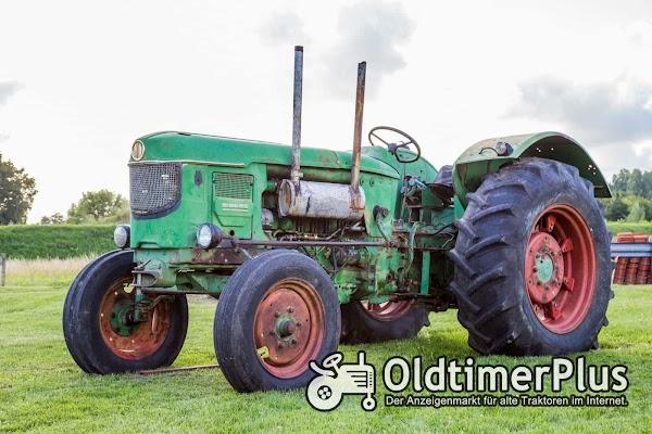 Deutz Oldtimer D8005 uit 1966 Foto 1