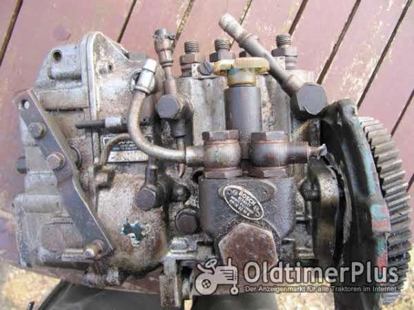 Hanomag Perfekt 401 Bosch Einspritzpumpe Foto 1