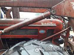 Schlüter Super 1250 mit Frontlader Foto 5