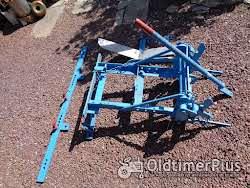 Handlift - Hefinrichting & Ploeg Voor Oldtimer Tractor Foto 3
