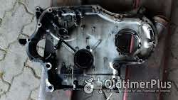 Deutz F3L812, D4005, Motorenteile Deutz F3L812, Riemenscheibe, Ölpumpe, Zahnrad Foto 4
