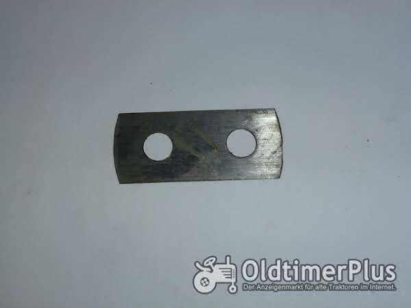 Stockey Schmitz Unterlage/Sicherungsblech Foto 1