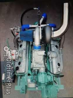 Detroit Diesel 2Takt Turbo Kompressor 8V92 TA 600hp Detroit Diesel Motor top! Boot US Truck pulling Foto 6