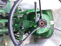 Deutz Traktor mit Einachshänger foto 6