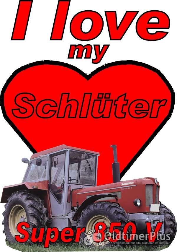 I love Schlüter Super 850 T-Shirt Foto 1