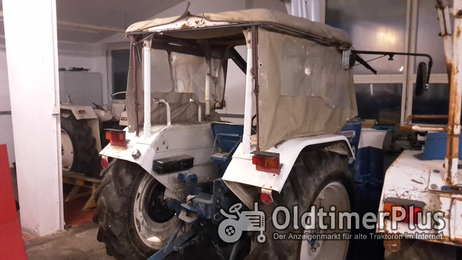 Ford 3000 Foto 3