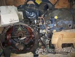 Deutz-Fahr Getriebeteile viele verschiedene Einzelteile Foto 3