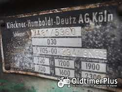 Deutz D30 S gut laufend photo 5