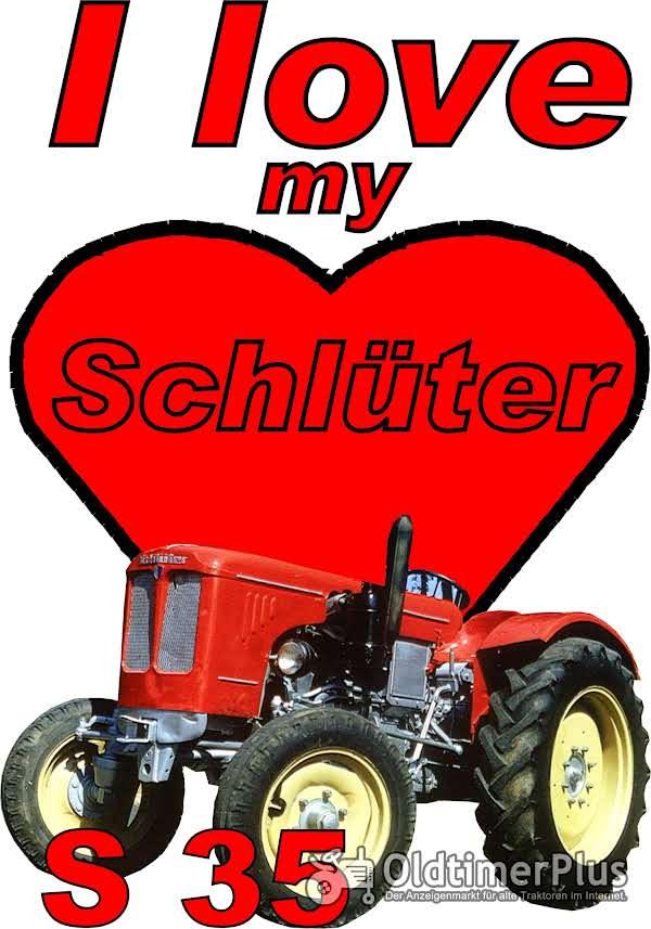 I love Schlüter S 35 T-Shirt Foto 1