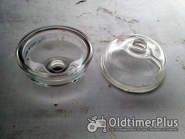 Filterglas / Schauglas Foto 1