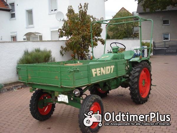 Fendt GT 220 Foto 1