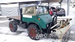Mercedes UNIMOG Typ 411 a photo 3