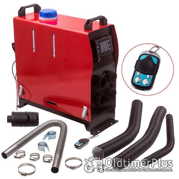 Diesel Luftheizung 5 KW 5000 Watt 12 V LCD-Display OVP Foto 1